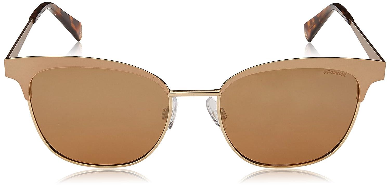 Polaroid Damen PLD 4054S QD AOZ 60 Sonnenbrille, Semtt Gold