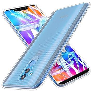 iBetter para Huawei Mate 20 Lite Funda Fina de Silicona, Huawei ...