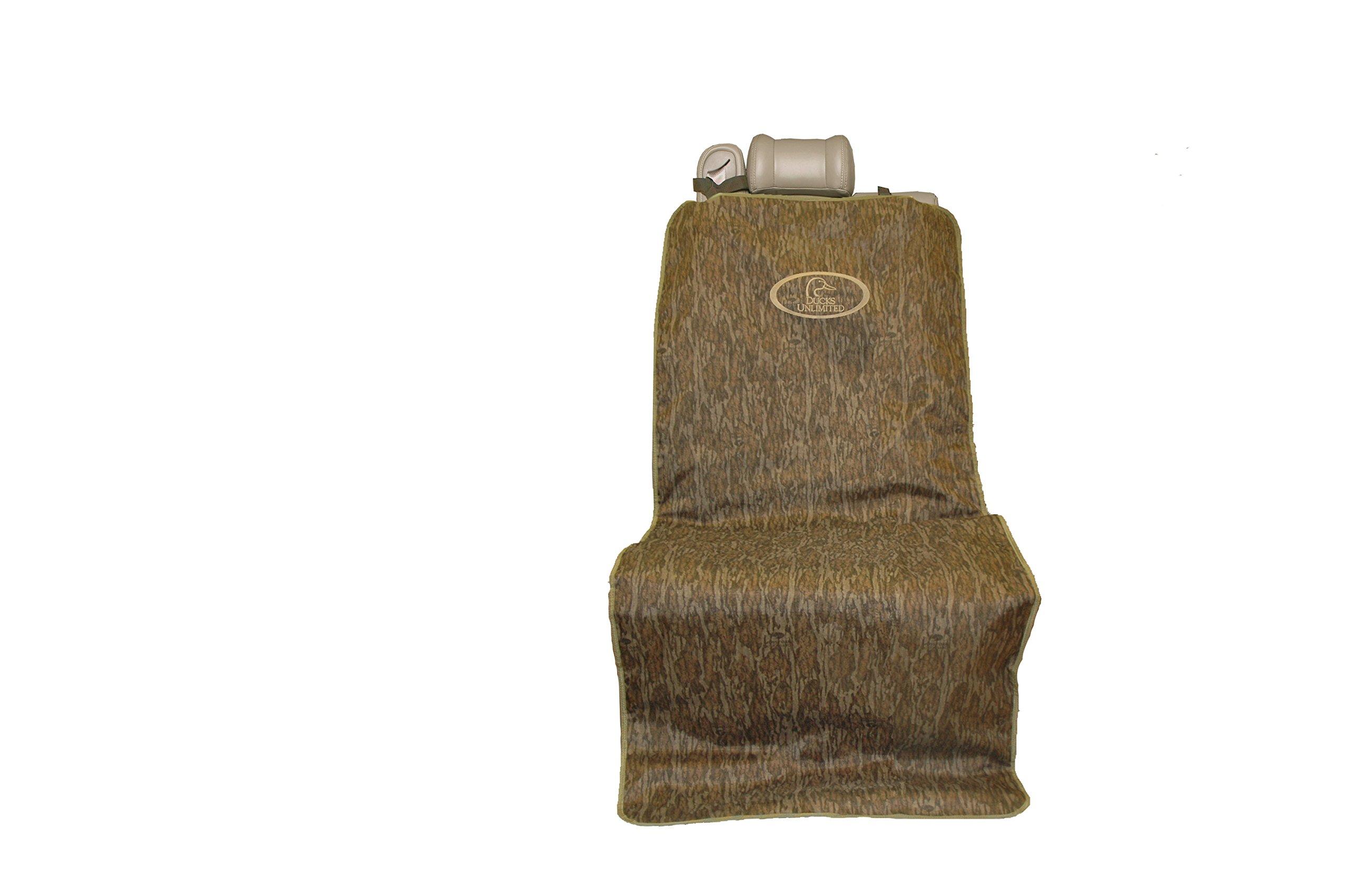 Ducks Unlimited Bottomland Shotgun Single Seat Cover