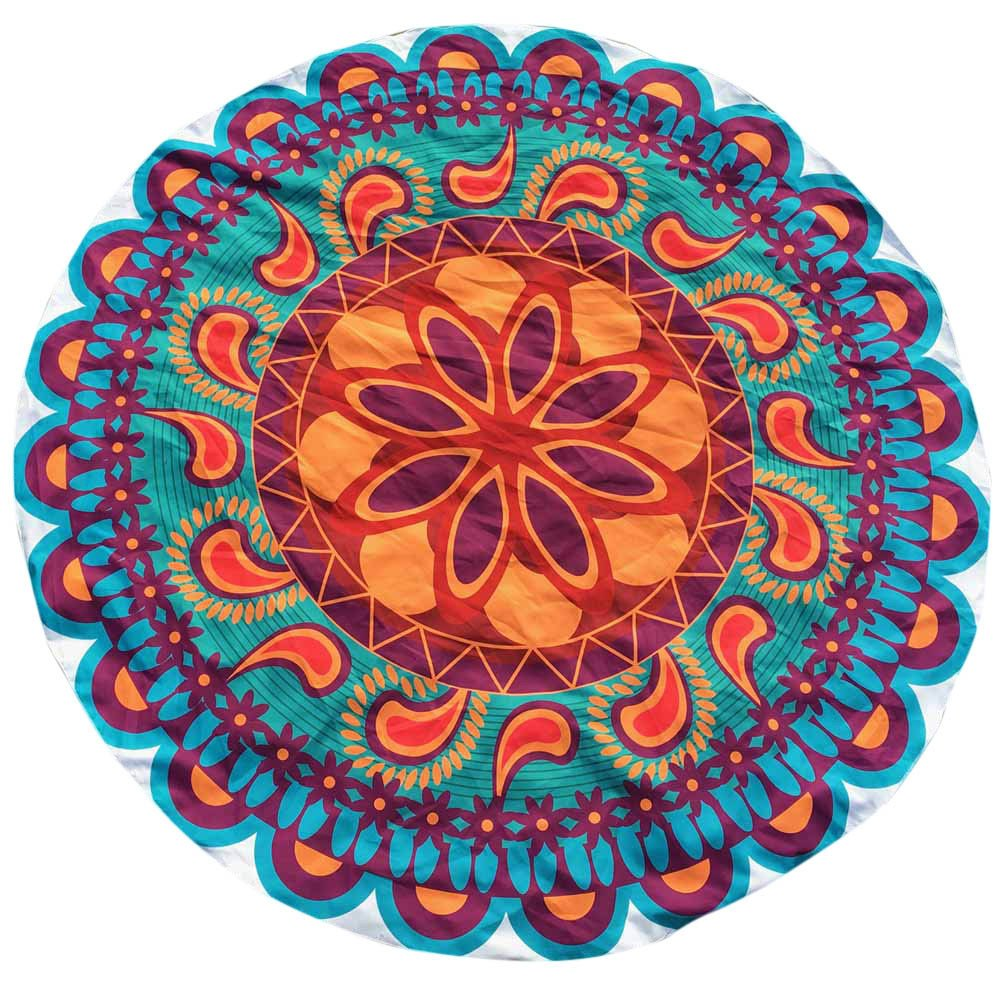 YOcheerful Sales! Tapestry Table Cover Picnic Garden Throw Mandala Beach Blanket Tapestry Beach Picnic Throw Yoga Mat