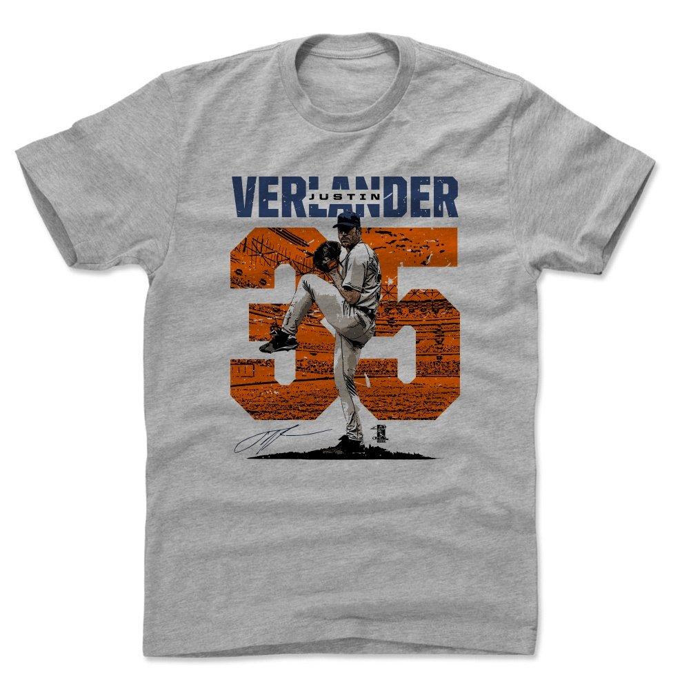 500 Level Justin Verlander Houston Baseball Men S Apparel Justin Verlander Stadium Shirts