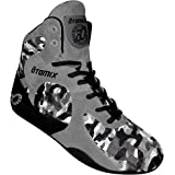 Otomix Grey/Camo Stingray Escape Bodybuilding Weightlifting MMA & Boxing Shoe