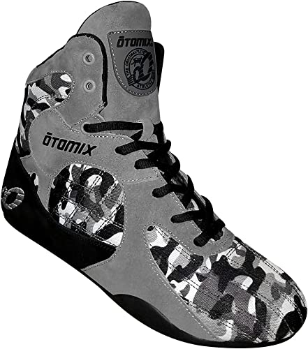 Otomix Stingray Escape Black M3000 Schuhe Bodybuilding Sneaker Kampfsport
