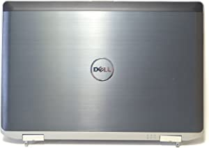 Dell Latitude E6430 LCD Back Cover Lid W/Hinges - 51C40
