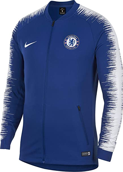 outlet store 5a9cc 92b60 Nike Chelsea FC Anthem Football Jacket, Giacca Sportiva Uomo ...