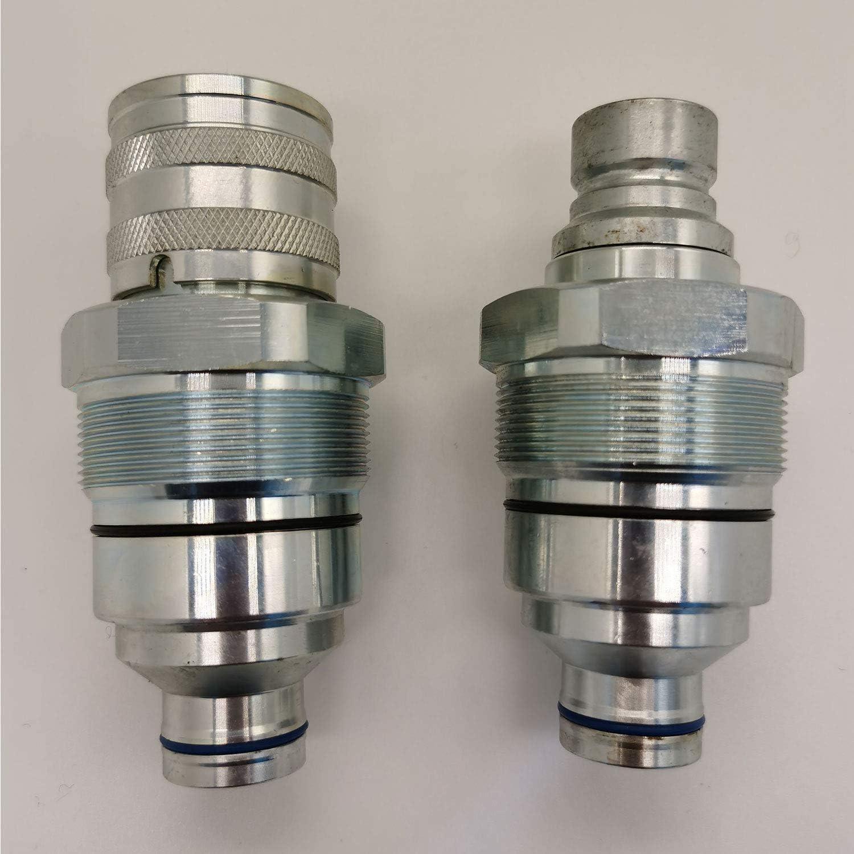 Coupler Set 7246802 7246799 For Bobcat S130 S150 S160 S175 S185 S205 S220 S250 S300 S330 S450