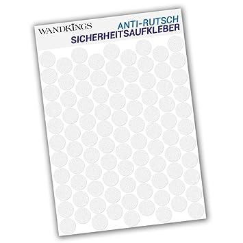 Sehr Gut Wandkings Anti-Rutsch-Sticker 95 Stück Klebepunkte a 2,7 cm  VH34