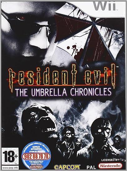 Resident Evil Umbrella Chronicles: Amazon.es: Videojuegos