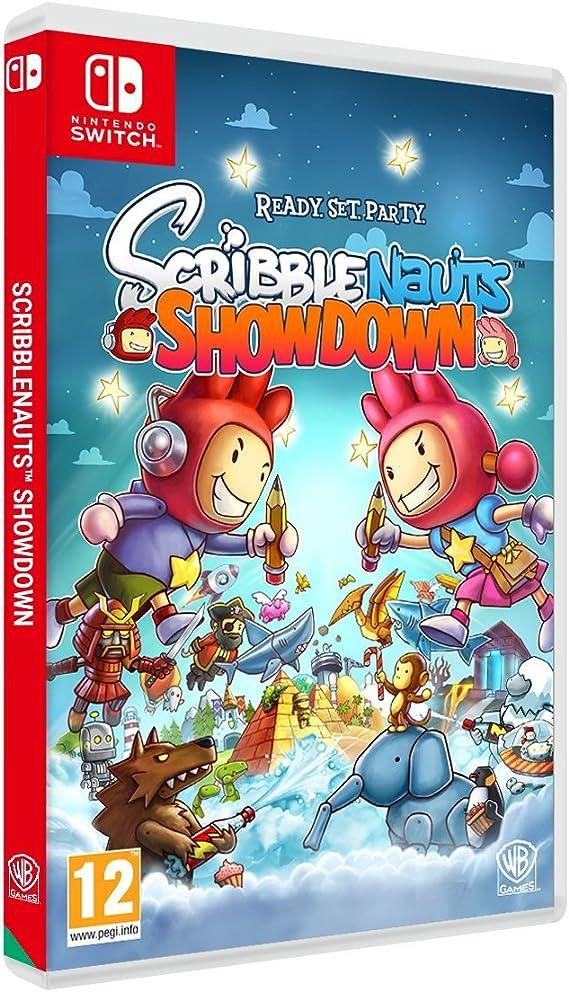 Scribblenauts Showdown - Nintendo Switch [Importación inglesa ...