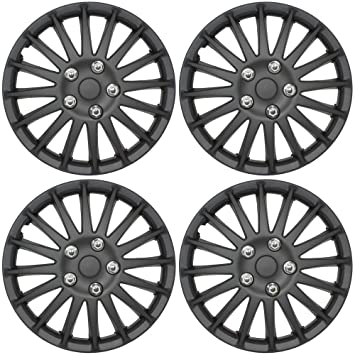 "PEUGEOT 207 Car Wheel Trims Hub Caps Plastic Covers Lighting 15"" ..."