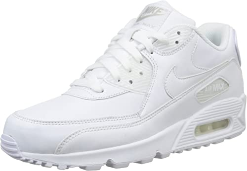 fantastic savings undefeated x discount sale Nike Unisex Adults' Air Max 90 Leather Trainers: Amazon.co.uk ...