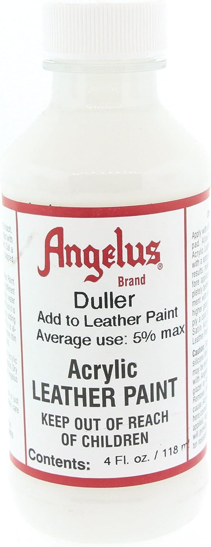 Angelus 720 Duller Aditivo Acrilico Pinturas de Cuero 118ml