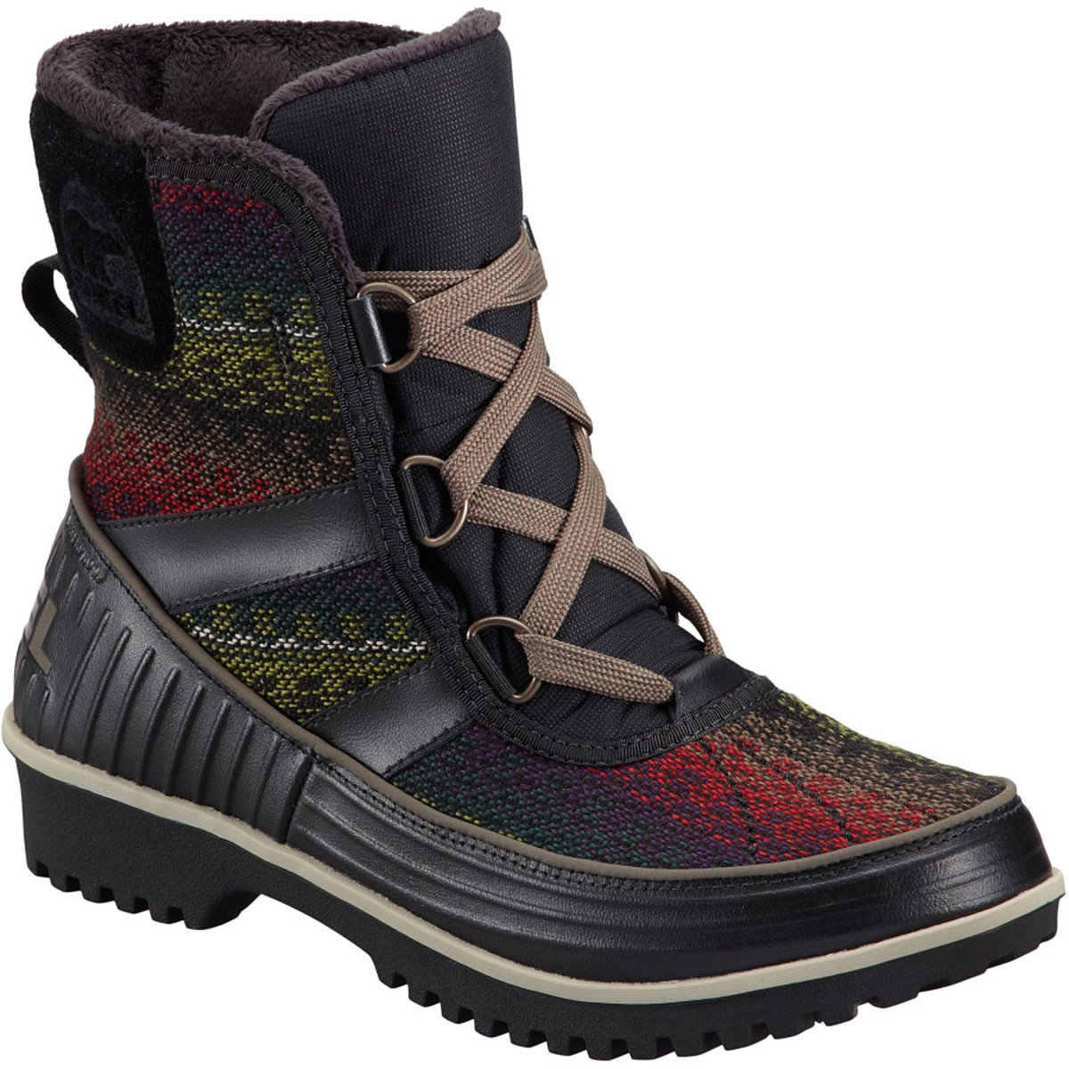 Sorel Tivoli II Boot - Women's Black, 5.0
