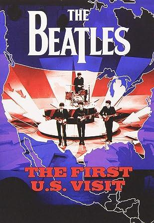 The Beatles  The First U.S. Visit  Amazon.ca  John Lennon fa06a6efa6d87