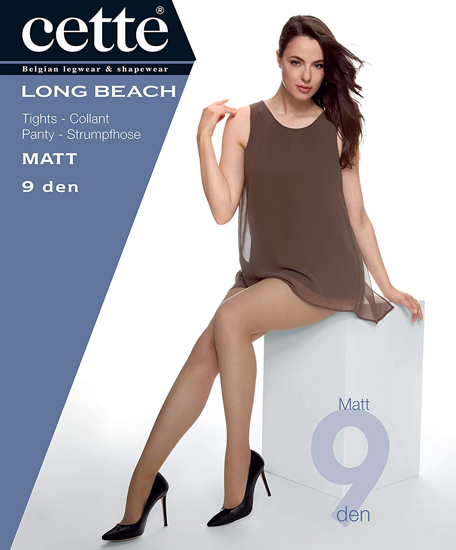 Cette Longbeach 9 Denier Matt Tights