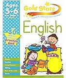 Gold Stars KS1 English Workbook Age 5-6 (Gold Stars Workbook Packs)