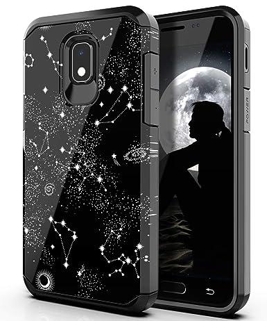 Amazon.com: PBRO - Carcasa para Samsung Galaxy J3 2018 ...