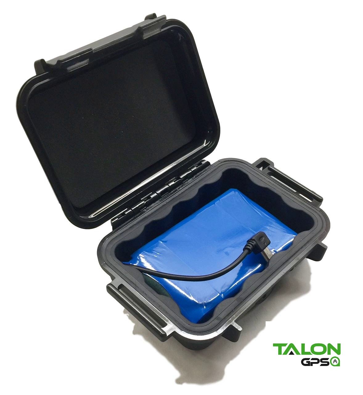 Extended Battery Flat Pack for the GL300W, GL300VC GL3000W and GL300 by DelGPS