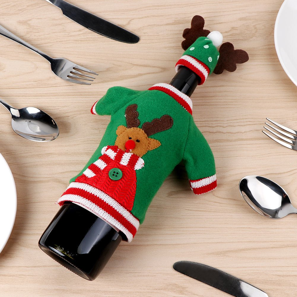 Makes a Great Place Setting Gift for Guests at Your Ugly Christmas Sweater Party