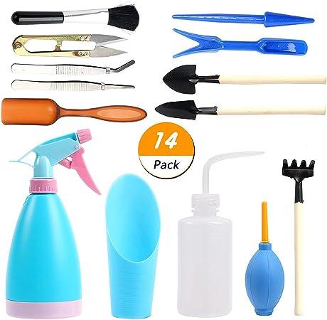 Amazon.com: Vichoo - Juego de herramientas de jardín ...