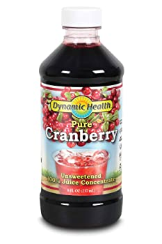 Dynamic Health Concentrate Cranberry Juice