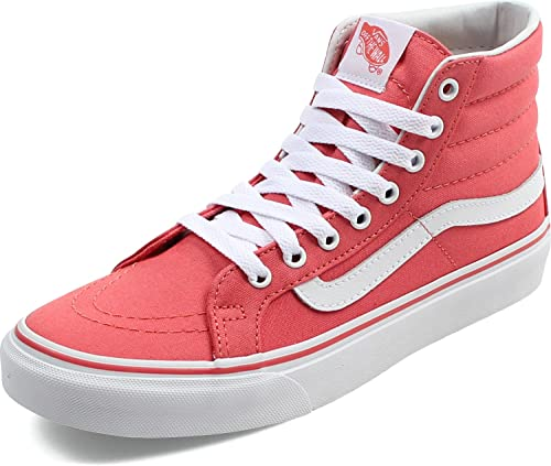 32737fd381 Image Unavailable. Image not available for. Color  Vans - Unisex-Adult SK8-Hi  Slim Shoes ...