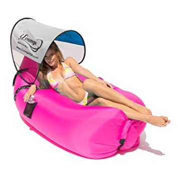 Inflatable Outdoor Lounge Chair Beach