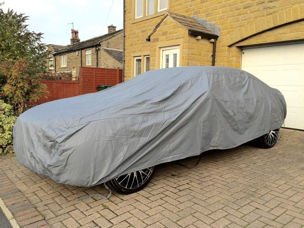 Heavy Duty MINI CLUBMAN S ALL YEARS Fully Waterproof Car Covers Cotton Lined