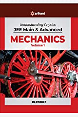 Understanding Physics for JEE Main and Advanced Mechanics Part 1 2020 Kindle Edition