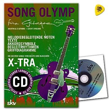 Song Olymp para guitarra con DVD, Dunlop Púa - Mejores Canciones de hoy y clásico - Sven Kessler Verlag 3938993324 9783938993323: Amazon.es: Instrumentos ...