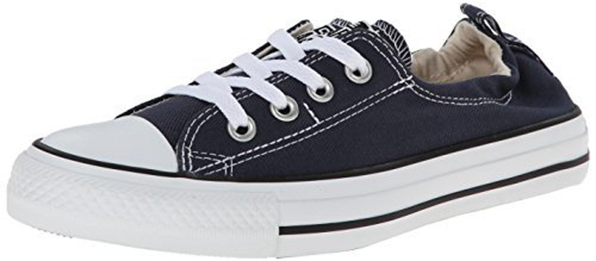 Converse Womens Chuck Taylor Shoreline Sneaker (Medium / 6 B(M) US, Athletic Navy)