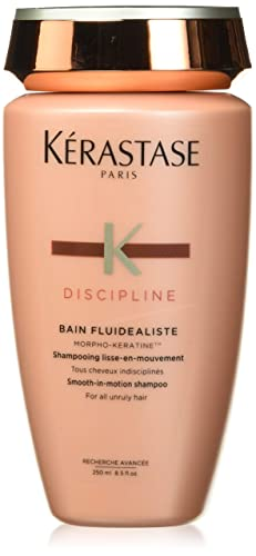 Kerastase Discipline Bain Fluidealiste Smooth-In-Motion Shampoo - For Unruly, Over-Processed Hair  - 714ccenBNyL - The Best Sulfate-Free Shampoo For YourHair IN 2020