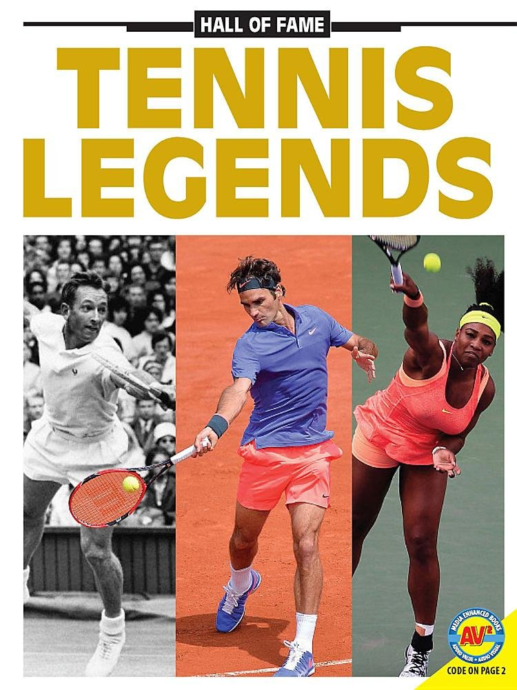 Tennis Legends (Hall of Fame)