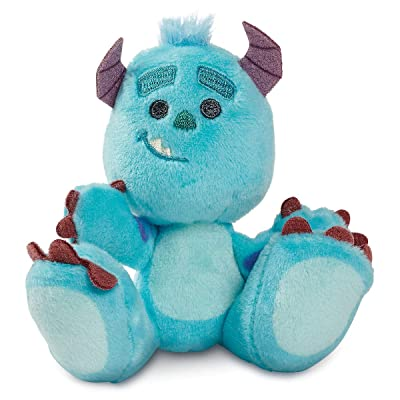 Disney Store Tiny Big Feet Plush Micro (Sulley): Toys & Games