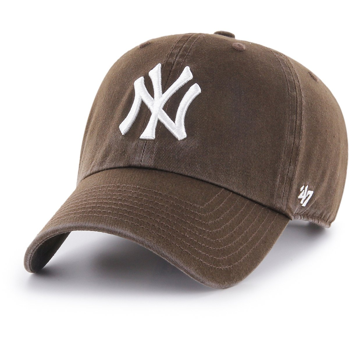 b1c4f6c85c2 Amazon.com    47 Brand Adjustable Cap - Clean UP New York Yankees Brown    Sports   Outdoors