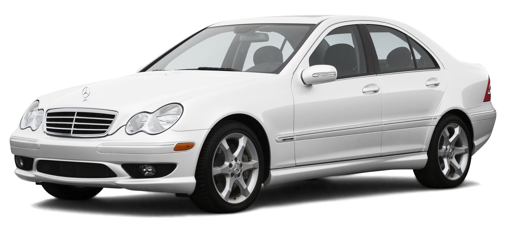 Amazoncom 2007 MercedesBenz C230 Reviews Images and Specs