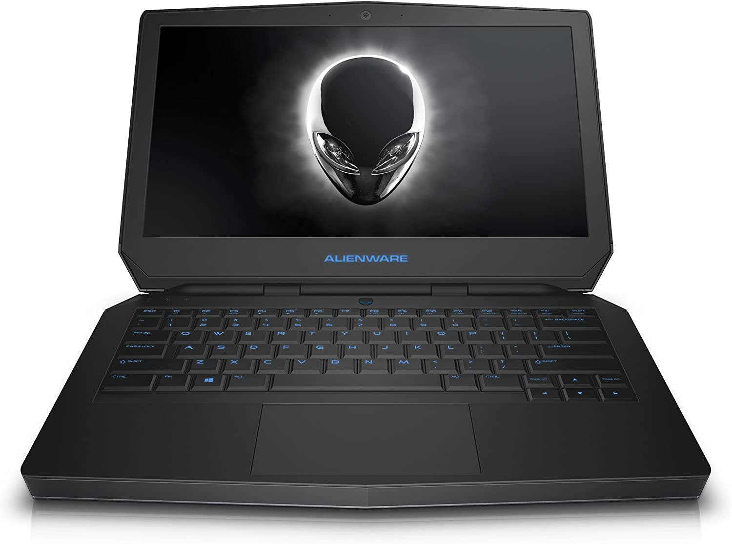 Alienware AW13R2-1678SLV 13 Inch FHD Laptop (6th Generation Intel Core i5, 8 GB RAM, 500 GB HDD + 8 GB SSD) NVIDIA GeForce GTX 960M