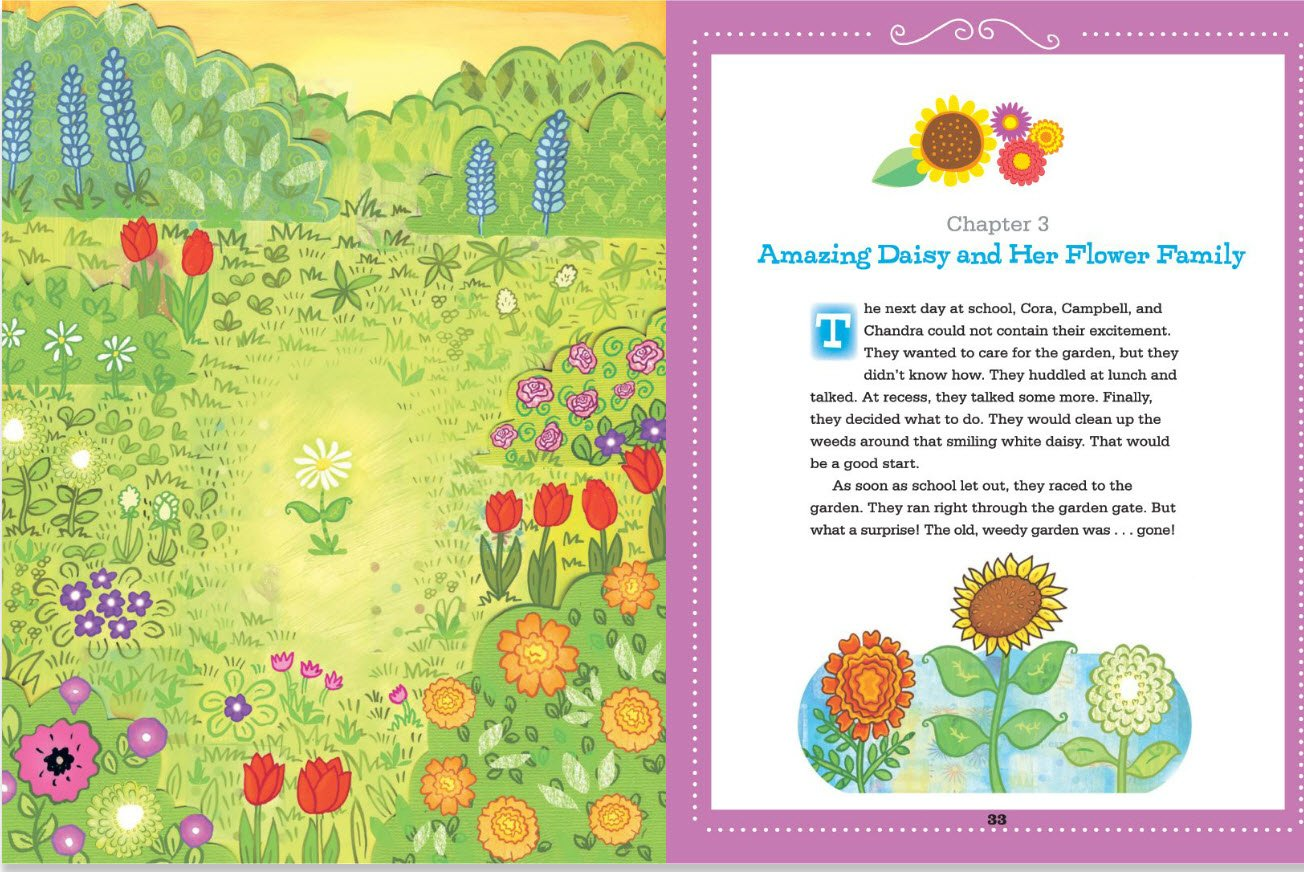 Welcome to the daisy flower garden girls scounts of america welcome to the daisy flower garden girls scounts of america 9780884417095 amazon books izmirmasajfo