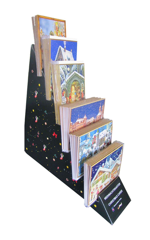 Alexandor Taron Home Decor Sellmer Assorted Advent Cards - Set of 60 pcs