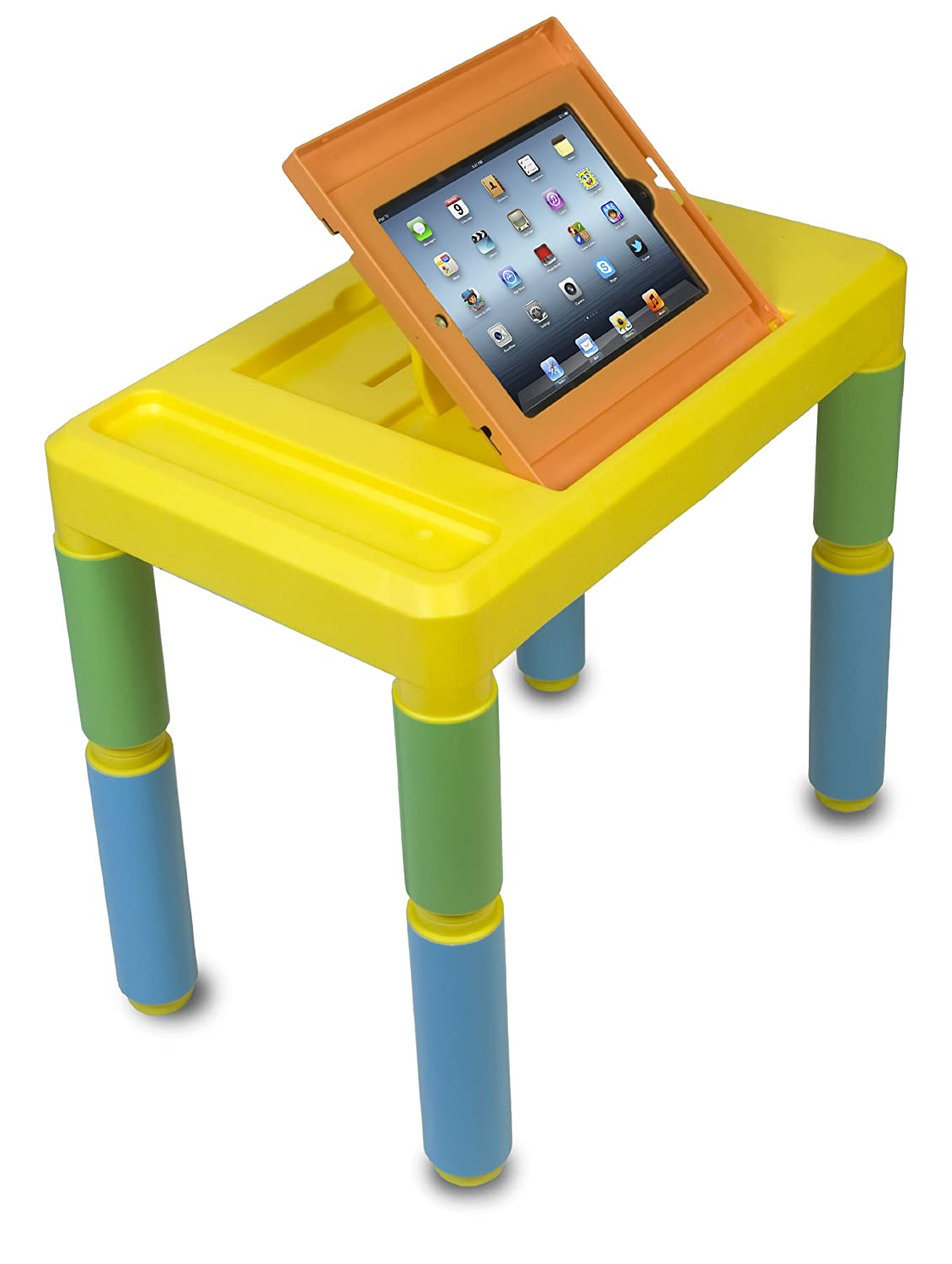 amazoncom cta digital kids adjustable activity table for ipad  - amazoncom cta digital kids adjustable activity table for ipad toys games