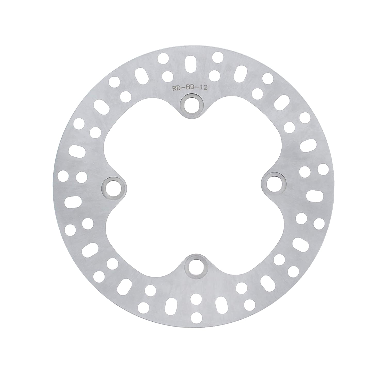 Brake Rotors Discs fits Yamaha YFM700 700 Grizzly 2007-2019 Rear 2 Sides Race-Driven