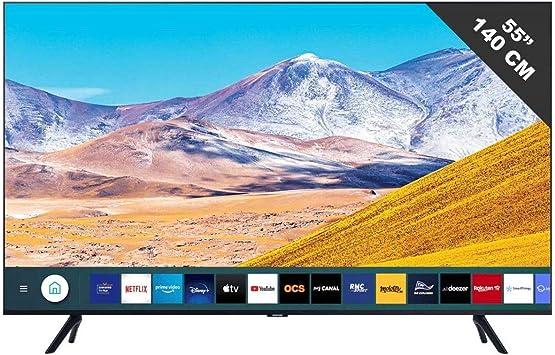 Samsung - Televisores LED 55 pulgadas Samsung UE 55 TU 8075: Amazon.es: Electrónica