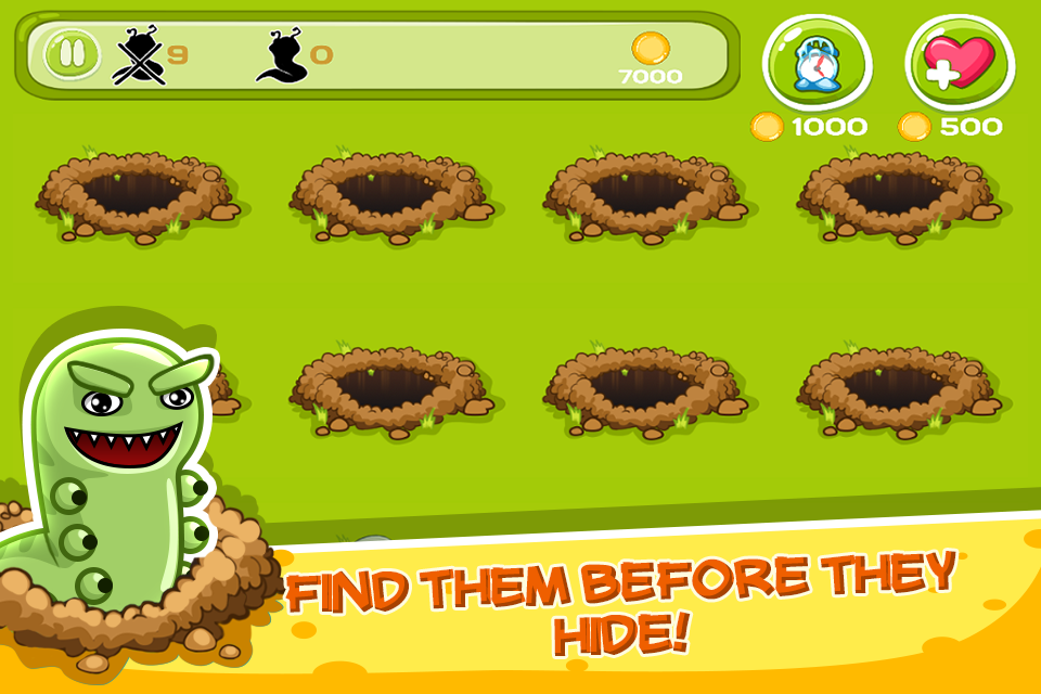 Worms Whack [Download]