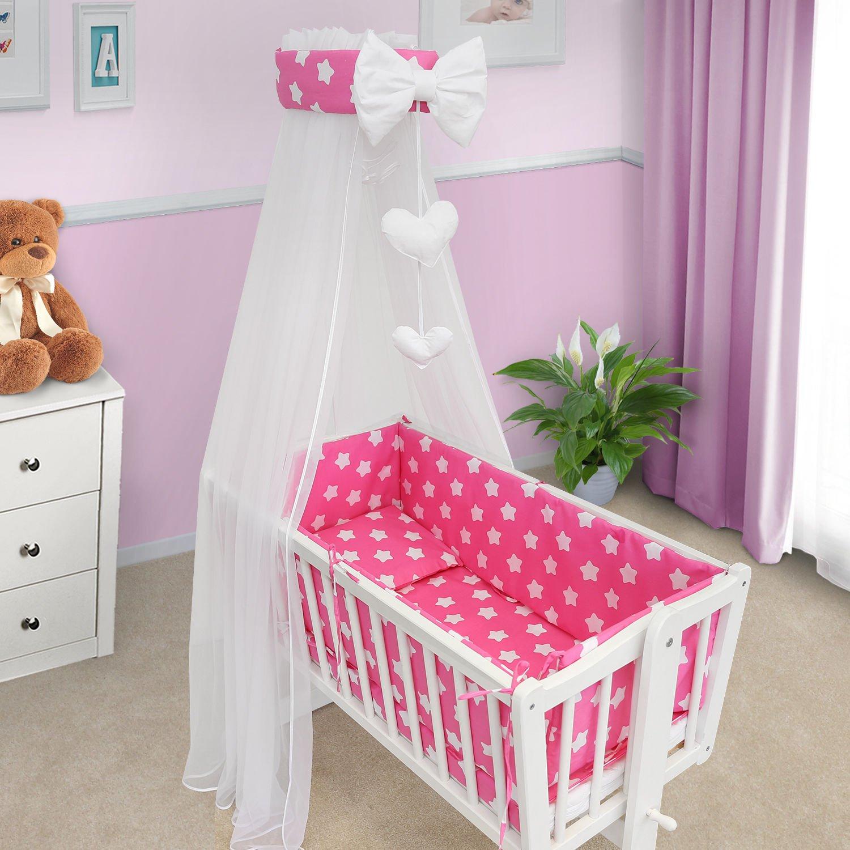 VEHICLES BABY BEDDING SET CRIB CRADLE 3 Pieces PILLOW COVER DUVET COVER BUMPER FOR CRIB 90x40CM