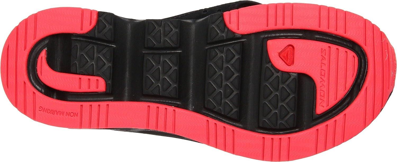 the latest 06214 7d980 Amazon.com   Salomon Women s RX Break LTR W Cross-Country Shoe,  Black Autobahn Papaya, 6 M US   Sandals