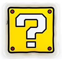 Bumkins Nintendo Kids Cold Pack, Ice Pack, Freezable, Reusable, Soothe Aches and Pain - Question Block