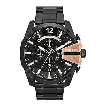 fc8cb9ae99 DIESEL(ディーゼル) 【新品】腕時計 MEGA CHIEF メガチーフ DZ4309 クロノグラフ メンズ