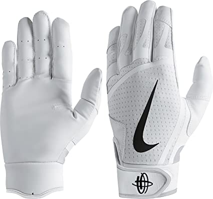 ee250e9911d8 Amazon.com   Nike Adult Huarache Edge Batting Gloves 2018   Sports ...