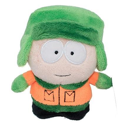 GUIZMAX Llavero Kyle Broflovski Peluche South Park 12 cm ...