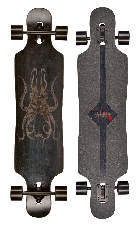 JUCKER Hawaii Longboard HE'E B00ZX6IE5E Longboards Abrechnungspreis